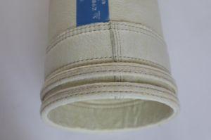 セメントのプラントのための熱抵抗のガラス繊維のフィルター・バッグ