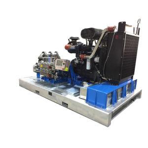 De diesel Gedreven Koele Reinigingsmachine van het Water (JC114)