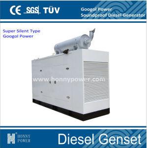 50/60Гц Silent дизельного двигателя с генераторной установкой двигателя Googol 20 Ква-500ква