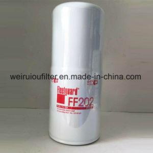 エンジン装置のフィルター素子のFleetguardのディーゼル燃料フィルターFF202
