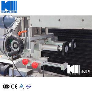 PVC automático/PET/PP/OPS funda retráctil térmica de la máquina de etiquetado