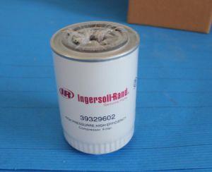 Ingersollのランドの石油フィルターのためのRelacement IRの圧縮機の部39329602