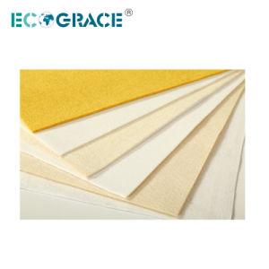 Застекленное PP игольчатый войлочный фильтр нажмите ткани нетканого материала фильтра тканью