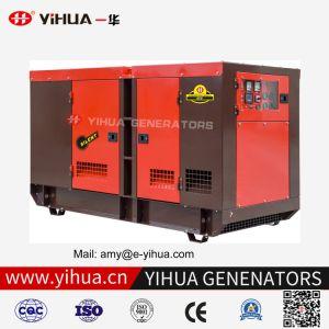 120kw 150kVA 연료 공장 가격에서 더 적은 380V 디젤 엔진 발전기
