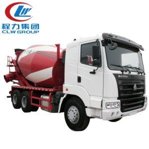 HOWO 6X4の具体的なミキサーのトラック