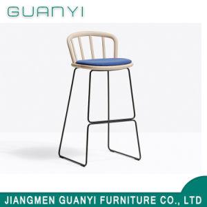2018 современных металлических столовая мебель бар стульями