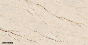 Het beige Volledige Lichaam van de Kleur poetste Verglaasde Porselein & Ceramiektegel voor Vloer en Muur op