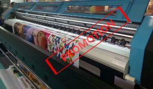 stampante di getto di inchiostro della macchina da stampa di Digitahi della bandiera del PVC di 3.2m