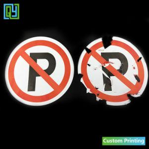 Custom печати отсутствует результате истоньшения скорлупы виниловая наклейка наклейка сигналов тревоги