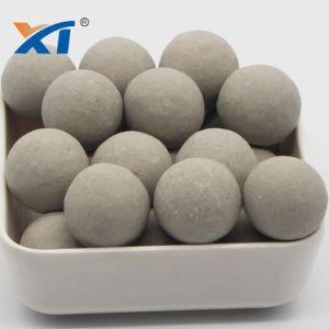 As esferas de inertes de esferas de cerâmica de embalagem