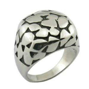 Fashion 925 Sterling Silver Anneau de doigt de haute qualité