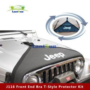 2/4 Puertas para la protección de la cubierta delantera Jeep Jeep Wrangler 07-16 J116