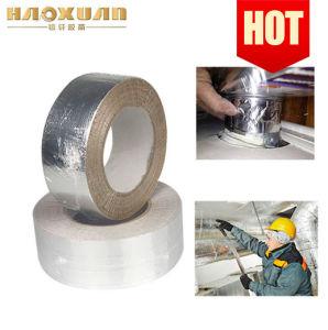 HVAC conduits en aluminium résistant à la chaleur bande pour l'isolant pour tuyaux en usine