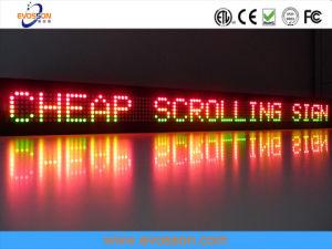 P10 sondern Farben-Verschieben- der Bildschirmanzeigemeldungled Digital Signage aus