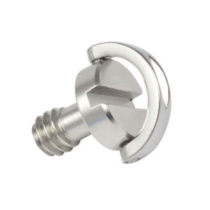 Los tornillos de la cámara de acero inoxidable D-Ring apretar
