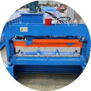 Aluzinc PV4 Hoja del techo de la máquina para la máquina de formación Chile-Roll