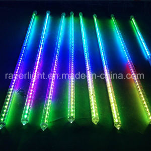 Beleuchtet intelligente Techinic Garten-Dekoration LED-DMX Meteor-Lichter