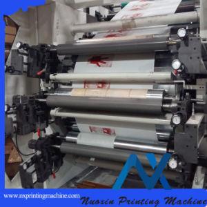 生理用ナプキンのフレキソ印刷の印字機