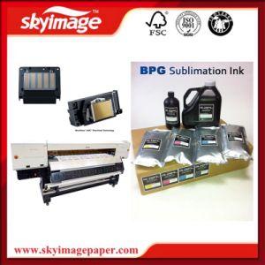 Migliore Bpg inchiostro di sublimazione della tintura del Giappone per stampaggio di tessuti