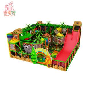 Il giocattolo dell'interno del campo da giuoco scherza la strumentazione molle del parco di divertimenti di campo giochi