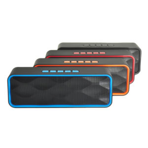 TVのための2018最も新しい携帯用無線極度のハイファイステレオのSubwoofer Soundbar Bluetoothのスピーカー