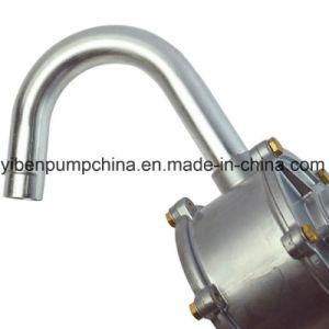 55 gallons d'amorçage main rotatif fût de carburant de pompe à huile Drum Syphon Outil de transfert