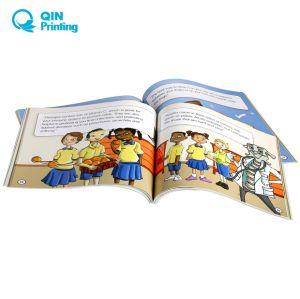 中国の最高の品質の薄紙表紙の本の印刷サービス