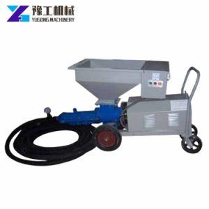 Parafuso da bomba de injeção de pasta de cimento a máquina