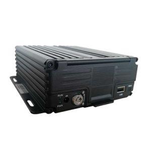 Fahrzeug-Gebrauch-Festplatte 4G Ipc G-Fühler 3G WiFi GPS 4CH 2 Ableiter-Karte bewegliches DVR