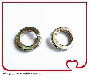 Acier inoxydable 304 ou 316Rondelle à ressort/DIN127/l'unc/Bsw/ASTM