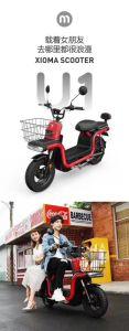 Scooter de entrega com 800W Motor Bosch