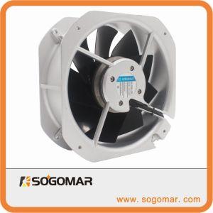 225X225X80мм вентиляционные системы охлаждения осевых вентиляторов переменного тока с металлическими лезвиями 5/9