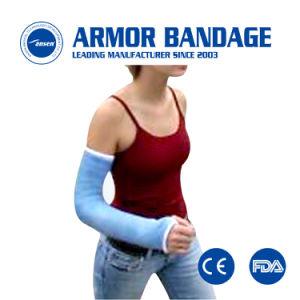 De orthopedische Band van de Glasvezel van het Verband van de Breuk van de Verrichting van Verbruiksgoederen Gemakkelijke Orthopedische Zachte Gietende