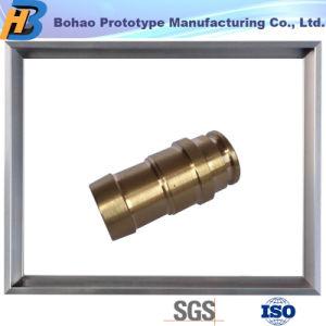 Latón personalizada Industrial Torno CNC Servicio de piezas de mecanizado