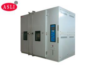 Strumentazione di prova ambientale costante dell'alloggiamento della prova di umidità di temperatura insufficiente