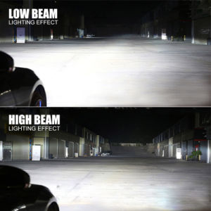 高い発電S2 12000lm Canbus自由な車のヘッドライトの球根H4 H7 9006の9007自動車LED