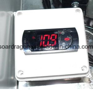 Almacenamiento de hielo el congelador por 65 pies cúbicos de almacenar hielo