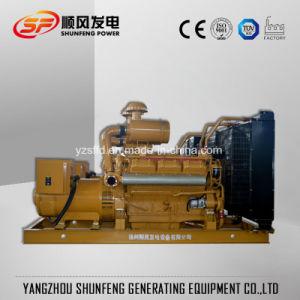 China proveedor 100kw de energía eléctrica del generador de diesel con motor Shangchai