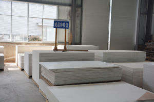 De StandaardGrootte van de Raad van het Gips van Reinfoced van het Fiberglas van de Kwaliteit van China (G31)