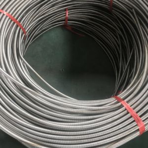 ステンレス鋼のすばらしい柔軟性の波形の金属のホース