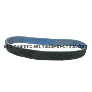 표면 상태 모래로 덮는 닦는 벨트 과료 (P400)