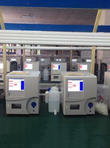 Mslab31人間の使用された3部の携帯用血の検光子