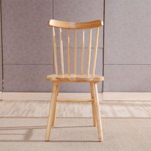 Restaurante modernos de madera Silla para el conjunto de muebles de comedor