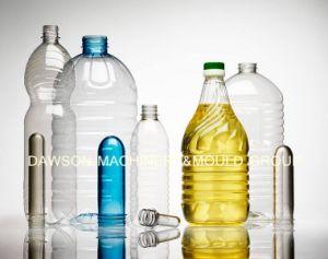 2 Liter-Haustier-kosmetische Flaschen, die Maschine herstellen