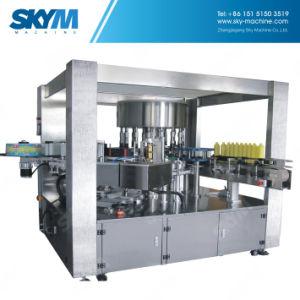 Embalagem de bebidas de alta qualidade da luva da máquina Máquina de rotulação retrátil