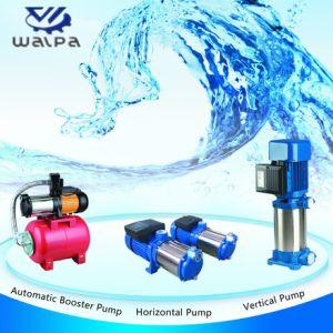 Pompe centrifuge auto avec 24L réservoir sous pression et contacteur de pression