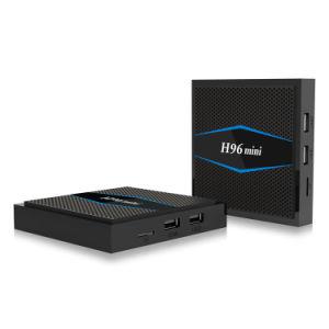2018 HD si raddoppiano di WiFi ultima mini TV Ott TV della casella astuta Android casella di stile H96