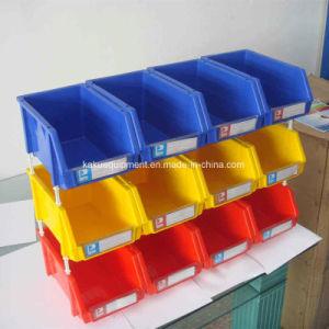 مستودع تخزين بلاستيكيّة قابل للتراكم صغيرة جزء صندوق