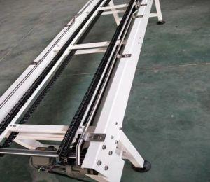 Convoyeur à chaîne pour les palettes/transfert de la chaîne du convoyeur de la série M