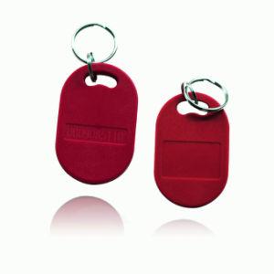Acees 통제를 위한 지능적인 Keychain 에폭시 RFID Keyfob 또는 키 사용 또는 승진
